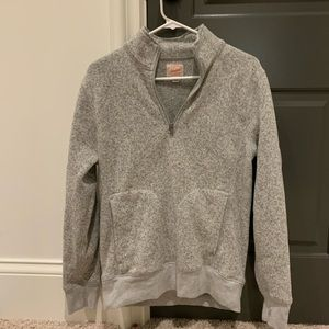 JCrew Grey Men's Sweater Size Small